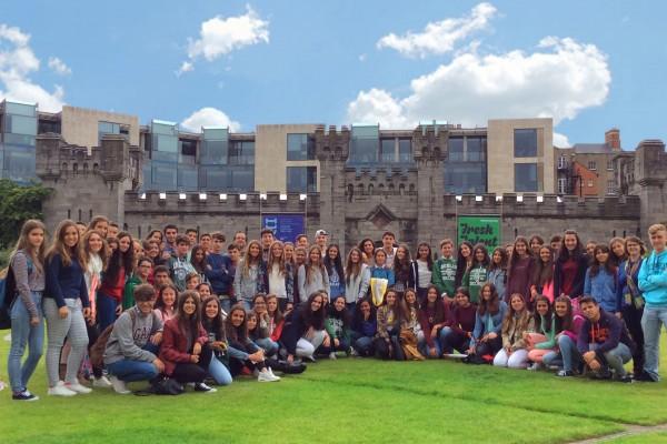 Castillo de Dublín